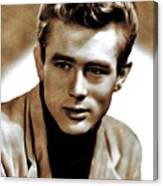 James Dean, Actor Canvas Print