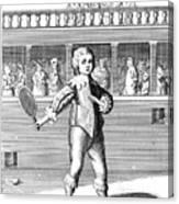 James II (1633-1701) Canvas Print