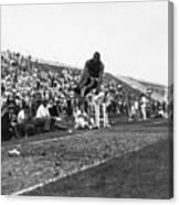 James Jesse Owens Canvas Print