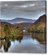 James River 1 Canvas Print