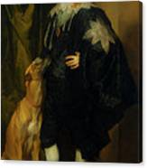 James Stuart - Duke Of Richmond And Lennox                       Canvas Print