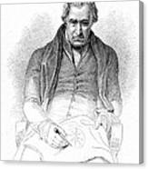 James Watt, Scottish Inventor Canvas Print