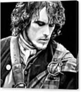 Jamie Fraser Canvas Print
