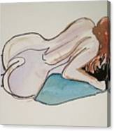 Jamie Canvas Print