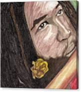 Jammin Canvas Print