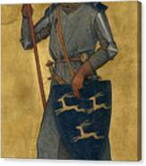 Jan Borluut Canvas Print