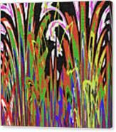 Jancart Drawing Abstract #8455wtpc Canvas Print