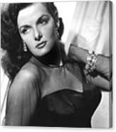 Jane Russell, 1948 Canvas Print
