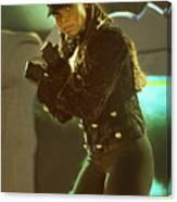 Janet Jackson 94-3022 Canvas Print