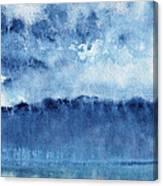 January Rain Canvas Print