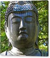 Japanese Buddha Canvas Print