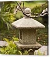 Japanese Friendship Garden 1 Canvas Print