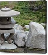 Japanese Friendship Garden 5 Canvas Print