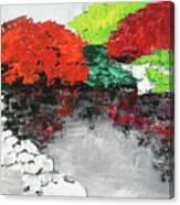 Japanese Garden Norfolk Botanical Garden 201818 Canvas Print