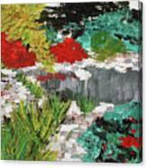 Japanese Garden Norfolk Botanical Garden 201819 Canvas Print