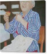 Japanese Sweet Lover Canvas Print