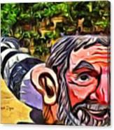 Jarareco Canvas Print