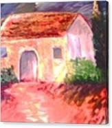 Jardono Canvas Print