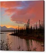 Jasper Glow Canvas Print