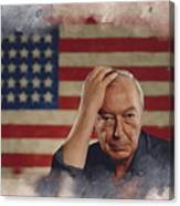 Jasper Johns Canvas Print