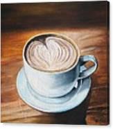 Java Time #1 Canvas Print