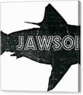 Jawsome Canvas Print