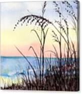 Jax Beach Canvas Print