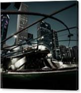 Jay Pritzker Pavilion - Chicago Canvas Print