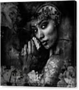 Jazmine Canvas Print