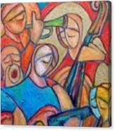 Jazz Ballad Canvas Print
