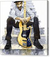 Jazz Marcus Miller 4 Canvas Print