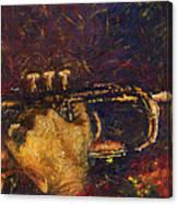 Jazz Miles Davis  Canvas Print