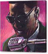 Jazz. Ray Charles.1. Canvas Print