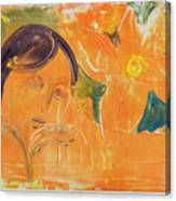 Je Revien Tahiti Canvas Print