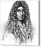 Jean-baptiste Lully, French Composer Canvas Print