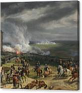 Jean Horace Vernet   The Battle Of Valmy Canvas Print