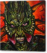 Jeepers Creepers  Canvas Print