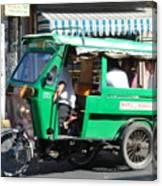 Jeepney 03 Canvas Print