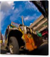 Jeepney 62932501 Canvas Print