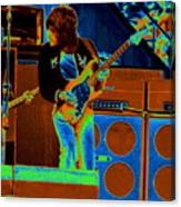 Live In Oakland 1976 Canvas Print