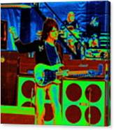 Live In Concert 1976 Canvas Print