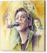 Jeff Christie Canvas Print
