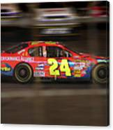 Jeff Gordons Cup Car  Canvas Print