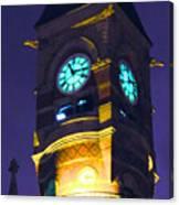 Jefferson Market Clock Tower Canvas Print