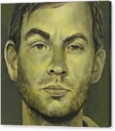 Jeffrey Dahmer Canvas Print