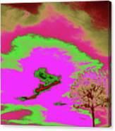 Jelks Pine 10 Canvas Print