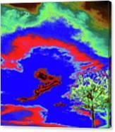 Jelks Pine 11 Canvas Print