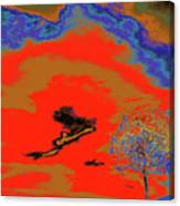 Jelks Pine 16 Canvas Print