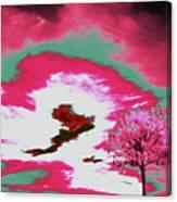 Jelks Pine 9 Canvas Print