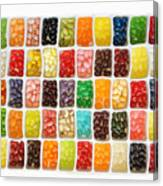 Jellybeans Canvas Print